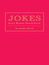 Jokes Every Woman Should Know (eBook)