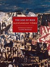 The Use of Man (eBook)