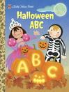 Halloween ABC [electronic book]