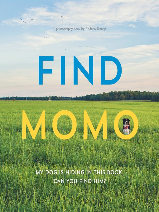 Find Momo (eBook): A Photography Book