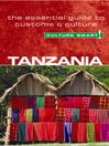 Tanzania (eBook): The Essential Guide to Customs & Culture