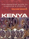 Kenya (eBook): The Essential Guide to Customs & Culture