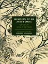 Memoirs of an Anti-Semite (eBook)