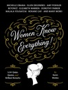 Women Know Everything! (eBook)