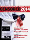 Censored 2014 (eBook)