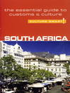 South Africa (eBook): The Essential Guide to Customs & Culture