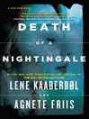 Death of a Nightingale (eBook): Nina Borg Mystery Series, Book 3