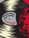 Songs Only You Know (eBook): A Memoir