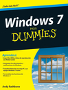 Windows 7 Para Dummies (eBook)