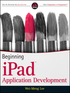 Beginning iPad Application Development (eBook)