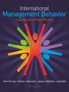 International Management Behavior (eBook): Leading with a Global Mindset