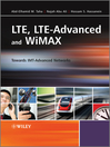 LTE, LTE-Advanced and WiMAX (eBook): Towards IMT-Advanced Networks