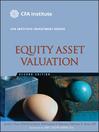 Equity Asset Valuation (eBook)