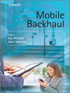 Mobile Backhaul (eBook)