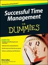 Successful Time Management For Dummies® (eBook)