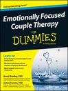 Emotionally Focused Couple Therapy For Dummies (eBook)