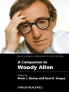 A Companion to Woody Allen (eBook)