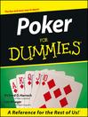Poker For Dummies (eBook)