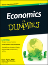 Economics For Dummies (eBook)