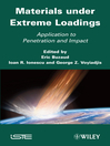 Materials under Extreme Loadings (eBook): Application to Penetration and Impact