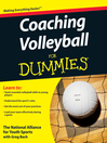 Coaching Volleyball For Dummies® (eBook)