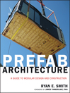 Prefab Architecture (eBook): A Guide to Modular Design and Construction