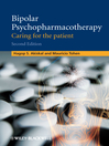 Bipolar Psychopharmacotherapy (eBook): Caring for the Patient