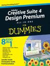 Adobe Creative Suite 4 Design Premium All-in-One For Dummies® (eBook)