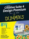 Adobe Creative Suite 4 Design Premium All-in-One For Dummies® (eBook)