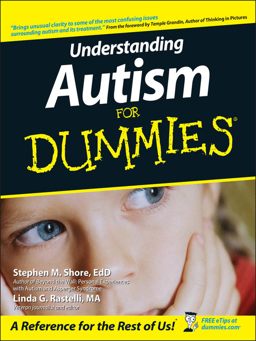 Understanding Autism For Dummies (eBook)