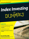 Index Investing For Dummies® (eBook)