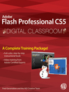 Flash Professional CS5 Digital Classroom (eBook)