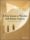 A First Course in Wavelets with Fourier Analysis (eBook)
