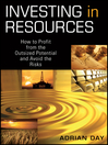Investing in Resources (eBook): How to Profit from the Outsized Potential and Avoid the Risks