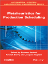 Metaheuristics for Production Scheduling (eBook)