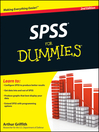 SPSS For Dummies (eBook)