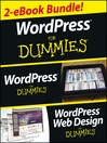 WordPress For Dummies eBook Set (eBook)