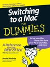 Switching to a Mac For Dummies (eBook)