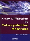 X-Ray Diffraction by Polycrystalline Materials (eBook)