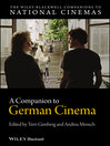 A Companion to German Cinema (eBook)