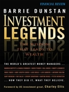 Investment Legends (eBook): The Wisdom that Leads to Wealth