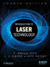 Introduction to Laser Technology (eBook)