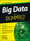 Big Data For Dummies (eBook)