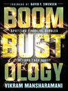 Boombustology (eBook): Spotting Financial Bubbles Before They Burst