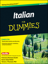 Italian For Dummies (eBook)