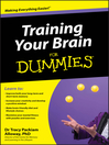 Training Your Brain For Dummies (eBook)