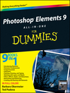 Photoshop Elements 9 All-in-One For Dummies (eBook)