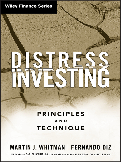 Distress Investing (eBook): Principles and Technique