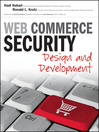 Web Commerce Security (eBook): Design and Development