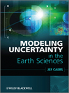 Modeling Uncertainty in the Earth Sciences (eBook)